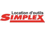 Location d'outil Simplex